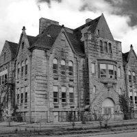 Colegio viejo de Santa Cecilia