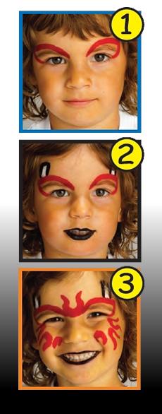 Maquillaje de Diablesa para Halloween