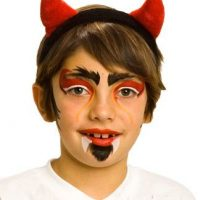 Maquillaje de diablo