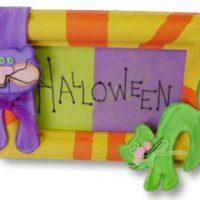 Portarretratos de Halloween