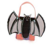 Bolsa para Halloween de Vampiro